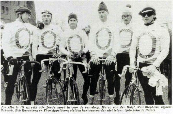 Zero Boys in 1988