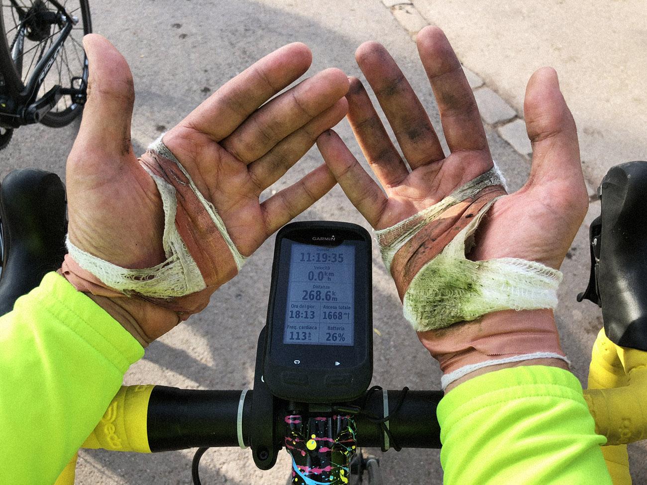 Le mani di Vitto - Cicloidi blog