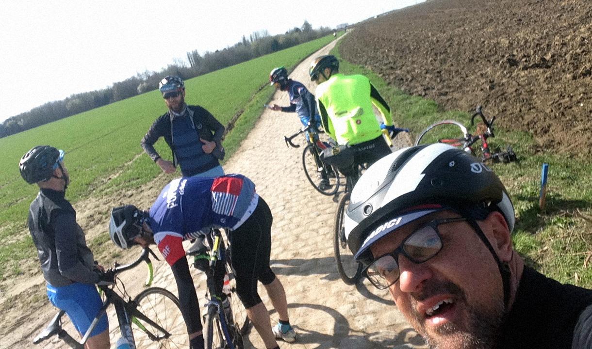 Ricognizione alla Roubaix 2018 - Cicloidi