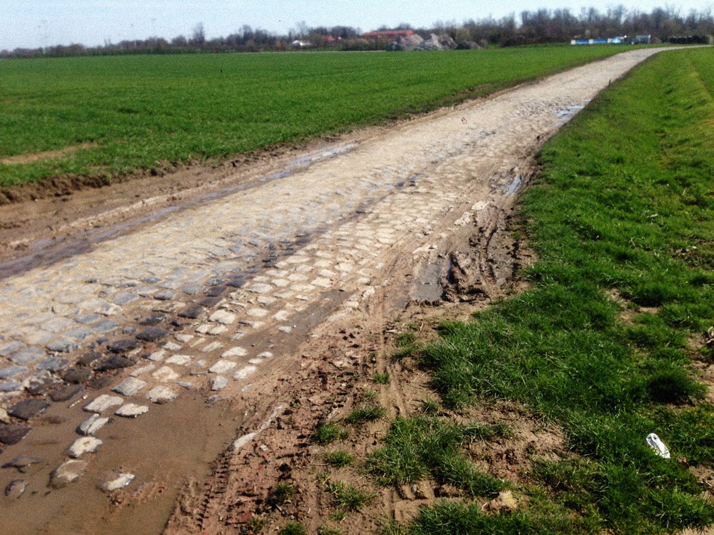 Il pavè della Roubaix - Cicloidi blog